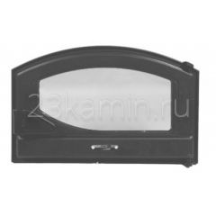 Дверца хлебной печи со стеклом Pisla 431 НТТ