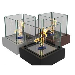 Биокамин Quant metall ZeFire
