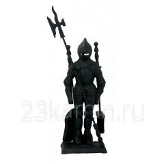 Каминный набор Рыцарь 50010BK