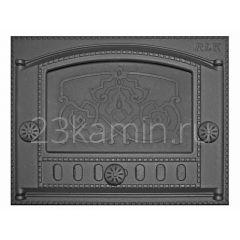 Дверка ДК-2Б каминная крашенная