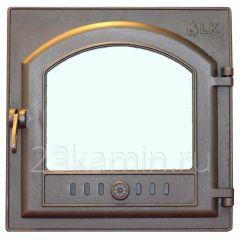 Дверца топочная LK 305 со стеклом